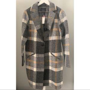 Cynthia Rowley Wool Coat